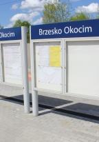 Tablice informacyjne na peronie nr 2.JPG